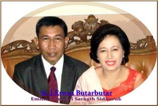 St. J.Erwin Butarbutar - Emma Nurianti Saragih Sidauruk