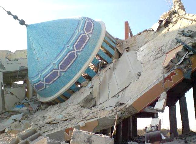 3. Blog - Islam dan Muslim Dianggap Ilegal di Angola, Semua Masjid Harus Dihancurkan
